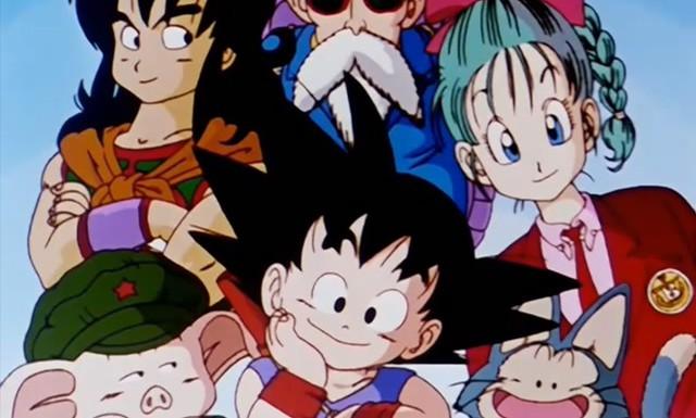 2. Goku, Uron, Bulma và Yamcha được sáng tạo dựa trên truyền thuyết Tây Du Ký của Trung Quốc. Mẹ của Goku là một người Saiyan có tên là Gine.