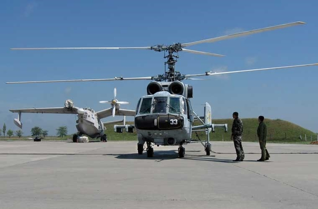 Trực thăng tấn công Ka-29 được thiết kế trang bị cho các lực lượng hải quân làm nhiệm vụ chi viện hỏa lực đổ bộ đánh chiếm bờ biển. Nó được thiết kế phát triển hoàn toàn dựa theo khung thân cơ sở trực thăng săn ngầm Ka-27PL với một số sửa đổi về khả năng mang vác vũ khí, trang bị thêm các cảm biến.