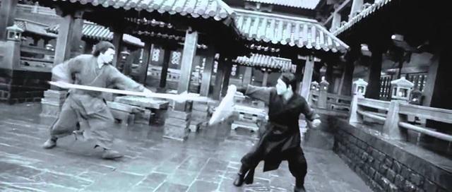 Cảnh kinh điển Chung Tử Đơn và Lý Liên Kiệt - phim Anh Hùng 2004 (Hero)