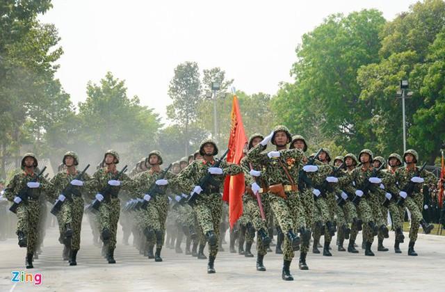 Khối chiến sĩ đặc công