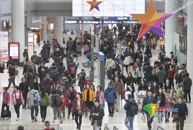 Trong những năm gần đây, Hàn Quốc đang trở thành điểm du lịch lý tưởng với du khách đến từ Trung Quốc.