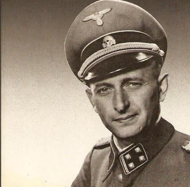 Adolf Eichmann, mật vụ Gestapo khét tiếng nhất