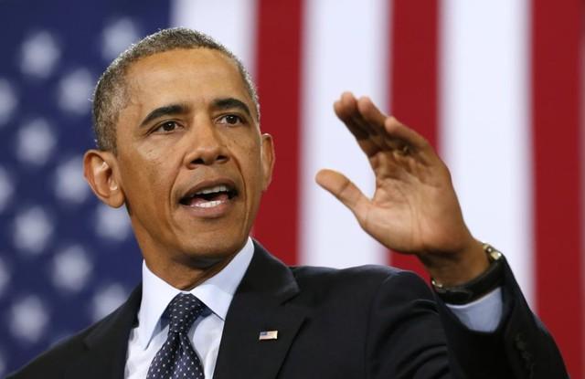 Tổng thống Mỹ đương nhiệm Barack Obama