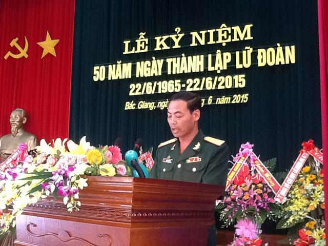 Đại tá Nguyễn Đức Bổng - Lữ đoàn trưởng