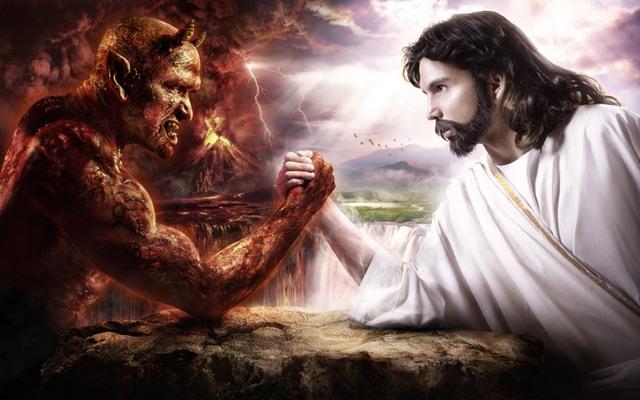 Quỷ satan có tiếng kêu như sư tử rống, luôn rình rập để nuốt sống một ai  đó. Hơn thế nữa hắn rất đa mưu túc kế, thâm độc (nên mới có ...
