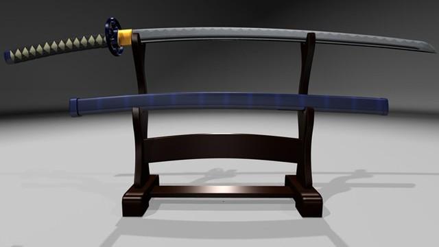 Katana được coi là một trong những vũ khí hoàn hảo nhất.