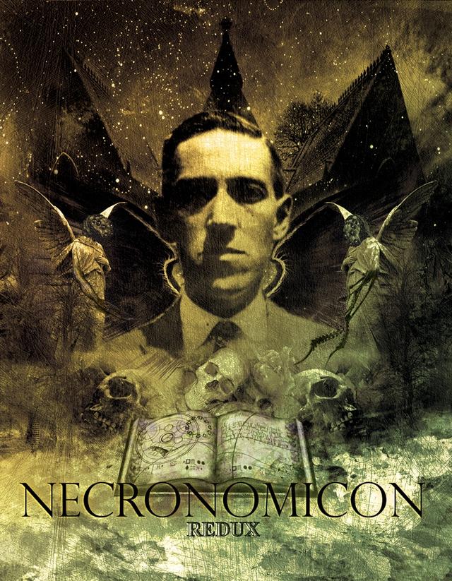 H.P.Lovecraft và tác phẩm nổi tiếng của mình