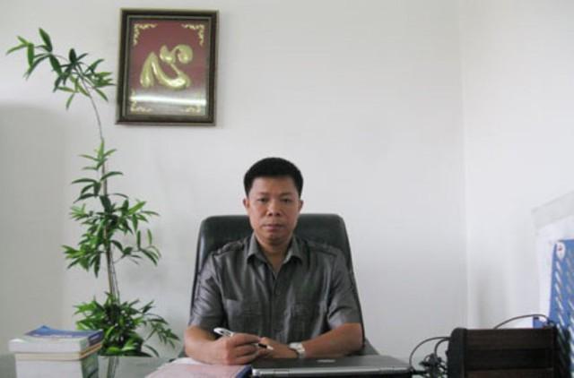 Luật sư Lê Văn Thiệp