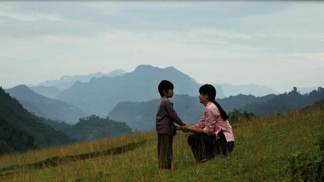 Một trong số những cảnh quay gây ấn tượng cả về hình ảnh lẫn cảm xúc.
