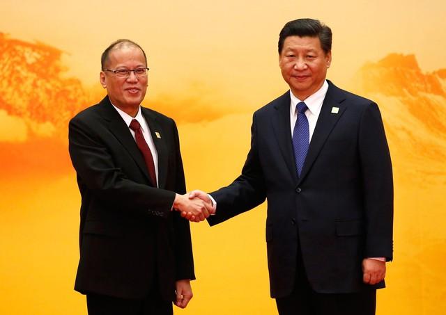 Điều Trung Quốc muốn là giải quyết tranh chấp riêng với Philippines thay vì đưa vấn đề ra quốc tế. Ảnh: AP