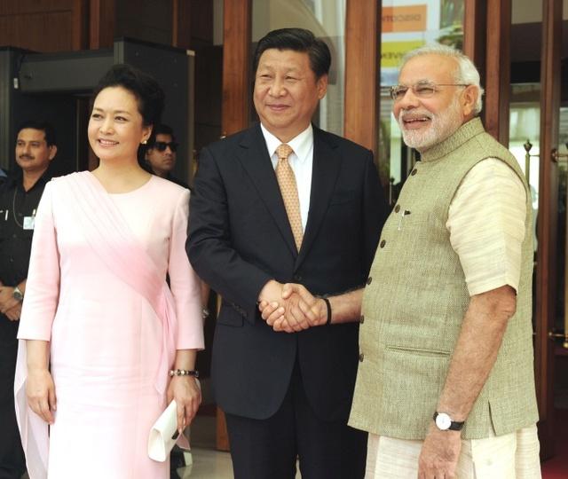 Giữ Ấn Độ ở thế trung lập sẽ là một phần quan trọng trong chiến dịch của Trung Quốc. Ảnh: AP
