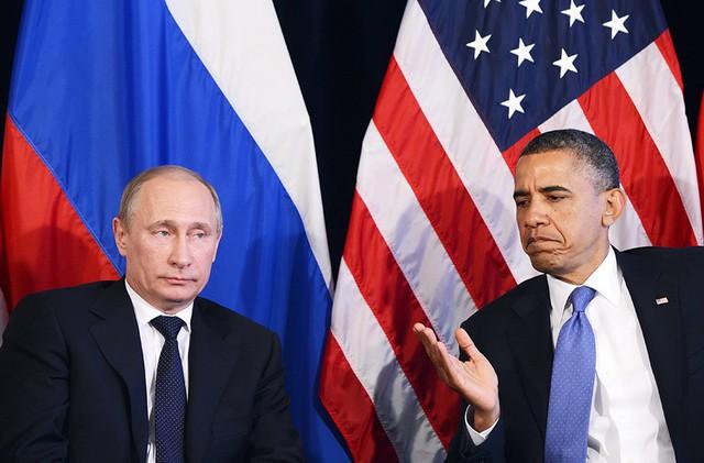 Cách Nga đối phó với sức ép đến từ Mỹ khác hơn nhiều so với những gì Trung Quốc làm. (Ảnh minh họa)