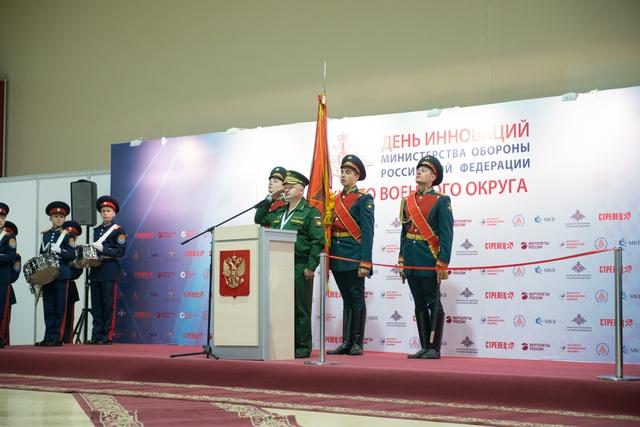 Tổng cộng có hơn 3.000 loại vũ khí, thiết bị của 436 công ty tham gia triển lãm Ngày cải tiến.