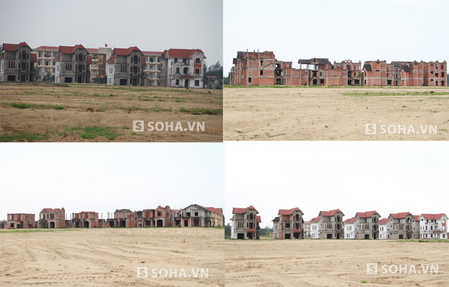 Năm 2003, dự án khu liên hợp kinh tế thương mại - du lịch - khách sạn - thể thao - chung cư - biệt thự này chính thức được Bộ Kế hoạch và Đầu tư cấp giấy phép số 2371/GP.