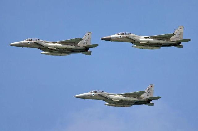 F-15 Baz sẽ còn phục vụ cho Không quân Israel ít nhất trong 20 năm nữa.