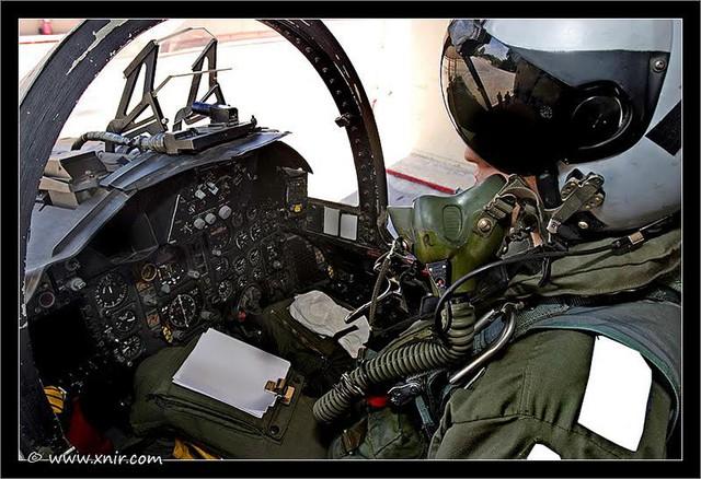 Mũ phi công tích hợp Elbit DASH.