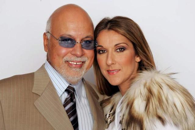 Năm nay Celine Dion 47 tuổi, còn chồng cô Rene Angelil vừa qua đời ở tuổi 73