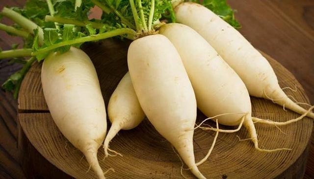 Củ cải là một trong những loại rau tốt cho sức khỏe