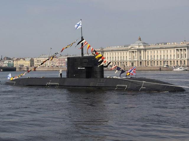 Nga sẽ chế tạo một loại tàu ngầm tấn công chạy bằng diesel mới