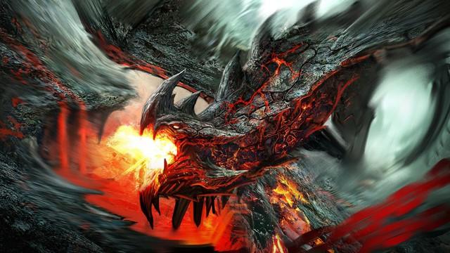 Ảnh minh họa về con rồng mạnh nhất thế giới