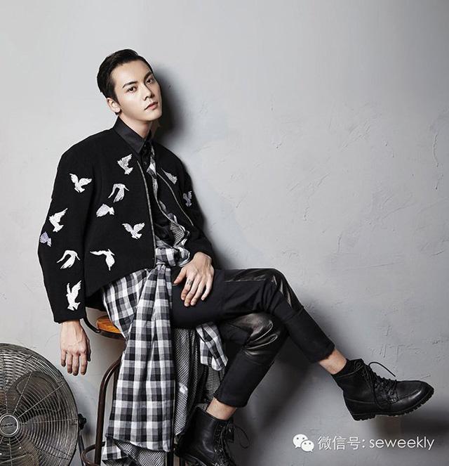 Trần Vỹ Đình sinh năm 1985, là ngôi sao Hong Kong được nhiều khán giả yêu thích bởi vẻ ngoài điển trai cùng giọng ca ngọt ngào và khả năng diễn xuất đa dạng.