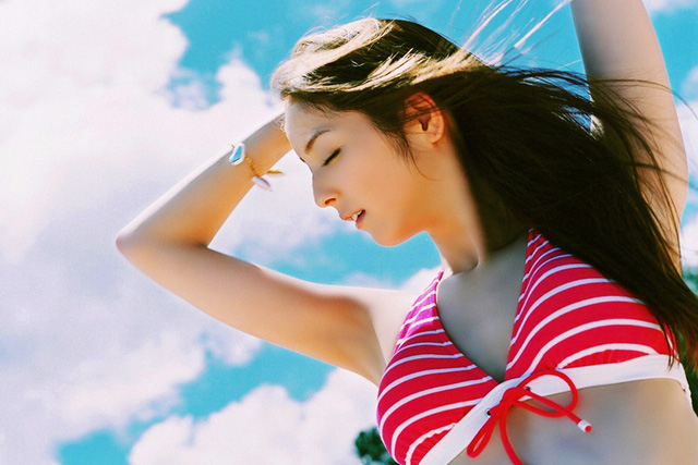 Nozomi cô nàng hot girl Nhật khiến nhiều người ghen tị 2