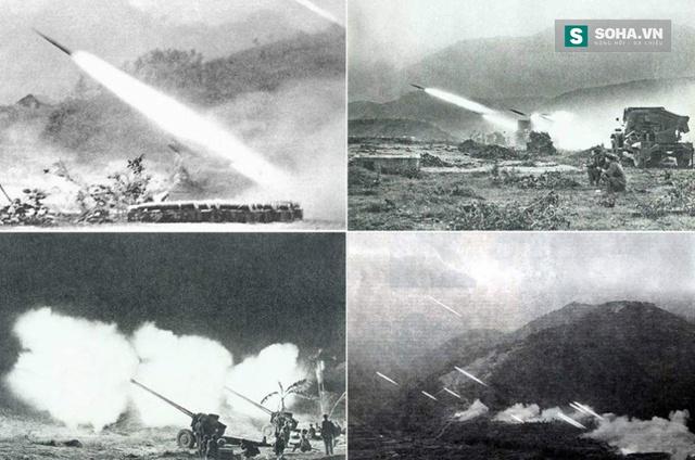 Rạng sáng 17/2/1979, quân đội Trung Quốc bắn hàng vạn loạt pháo trên toàn tuyến biên giới Việt-Trung, mở đầu cuộc chiến tranh xâm lược Việt Nam bằng 60 vạn quân (Ảnh tư liệu: Huanqiu)