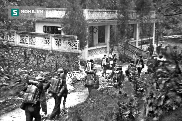 Quân Trung Quốc xâm lược năm 1979 nhận được lệnh giết hết người Việt Nam (Ảnh tư liệu: Huanqiu)