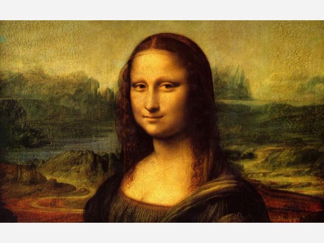 Mona Lisa ( 1503 - 1505 )