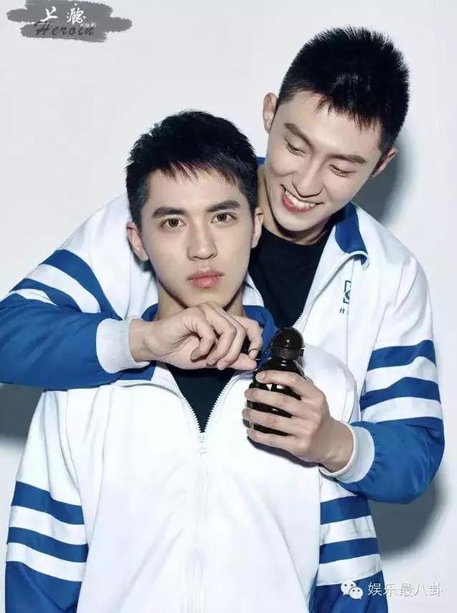 """Bộ phim chiếu online """"Thượng Ẩn"""" đã đưa tên tuổi hai diễn viên Hoàng Cảnh Du (vai Cố Hải) và Hứa Ngụy Châu (vai Bạch Lạc Nhân) lên hàng sao hot nhất hiện nay."""