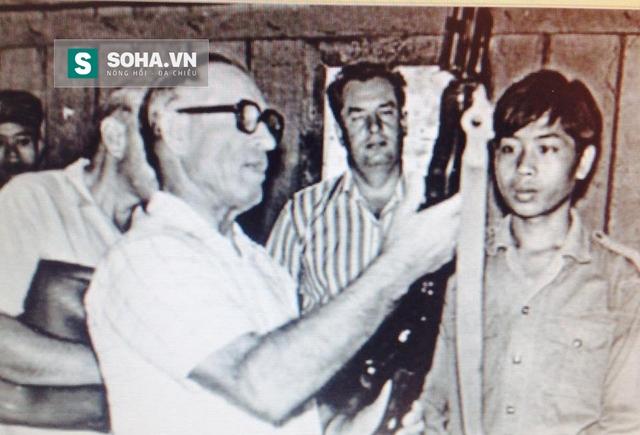 Đại tướng Obaturov tại Việt Nam, tháng 2/1979.