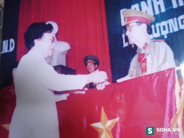 Lần thứ hai, năm 1995, H.88 đón nhận danh hiệu Anh hùng LLVTND (Ảnh tư liệu)
