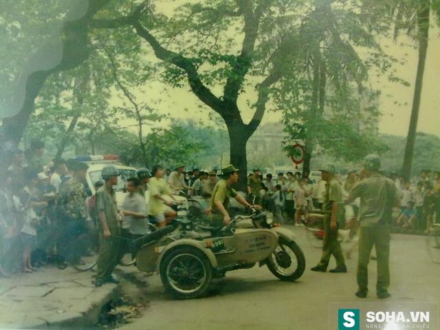 H.88 bủa vây khám nhà trùm giang hồ Dung Hà (Ảnh tư liệu)