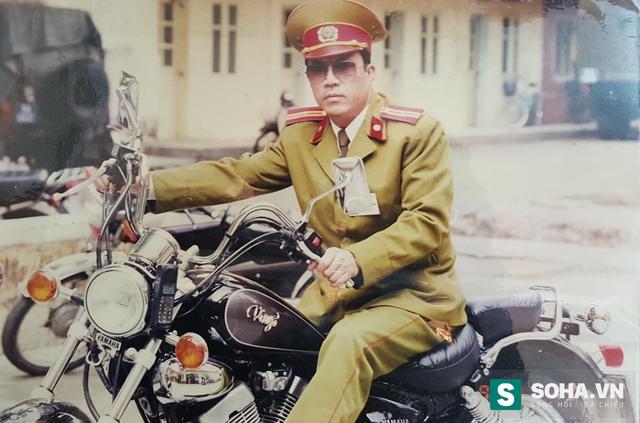 Đại tá Nguyễn Trường Tam thời trẻ. (Ảnh nhân vật cung cấp)