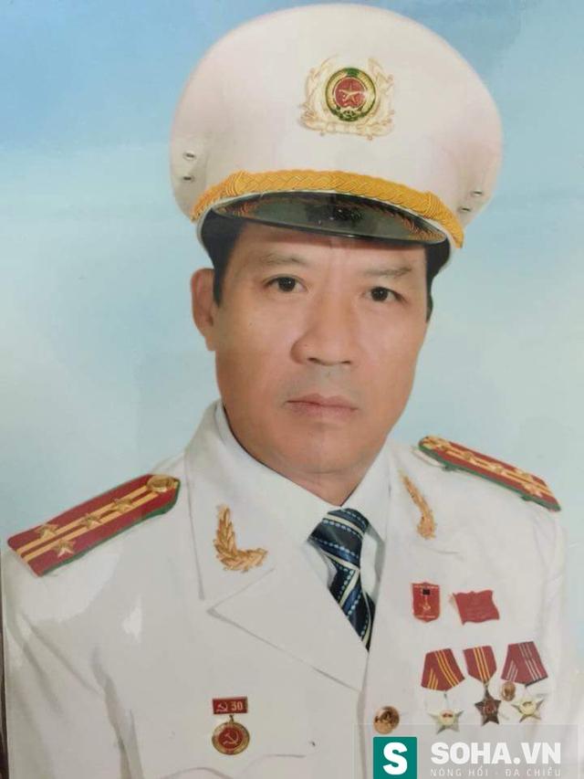 Đại tá Nguyễn Trường Tam (Ảnh nhân vật cung cấp)