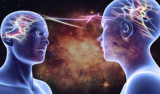 Thần giao cách cảm là khả năng giao tiếp bằng ý nghĩ.