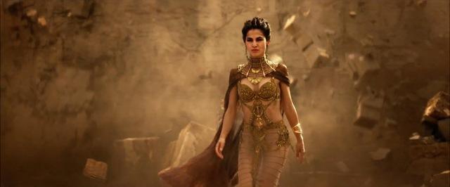 """... trước hình ảnh ấn tượng phim """"Những vị thần Ai Cập"""
