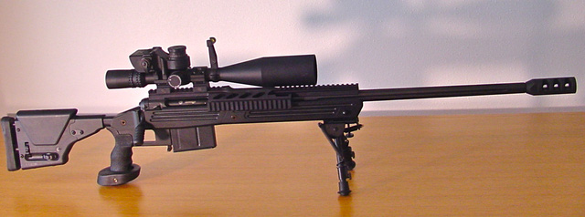 Súng bắn tỉa Savage M110 BA