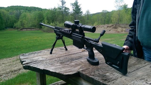 Savage M110 BA sẽ là đối thủ xứng tầm của AWM hay MSR