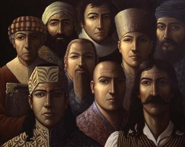 9 người bí ẩn mà ít ai biết đến sự tồn tại của họ.