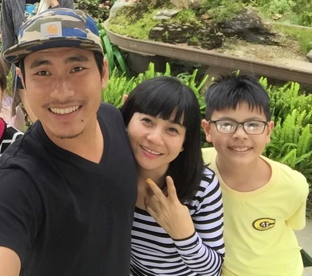 Nhìn Cát Phượng nở nụ cười hạnh phúc bên Kiều Minh Tuấn, ai cũng mong họ sẽ có một cái kết hạnh phúc.