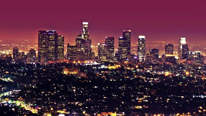 Kết quả hình ảnh cho Toàn cảnh thành phố Los Angeles