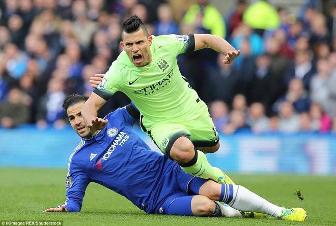 """Man City đấu Với Chelsea: Chelsea 0-3 Man City: Khi Aguero… """"lên Thần"""""""