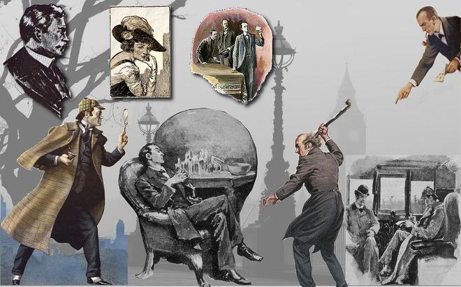 Sherlock Holmes là nhân vật hư cấu vô cùng nổi tiếng đến nỗi nhiều câu lạc  bộ hâm mộ được lập ra và có bảo tàng riêng. Ảnh Internet.