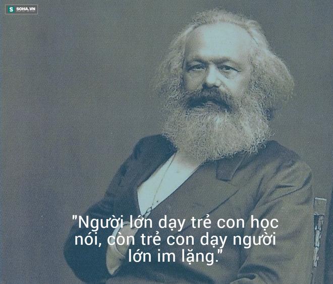 Nhân vật trong hình: Karl Marx (sinh 5 tháng 5 năm 1818 tại Trier, Vương quốc Phổ – mất 14 tháng 3 năm 1883 tại London, Vương quốc Anh) là nhà tư tưởng người Đức gốc Do thái. Ông là một học giả có ảnh hưởng lớn trong nhiều lĩnh vực học thuật như triết học, kinh tế chính trị học, xã hội học, sử học...