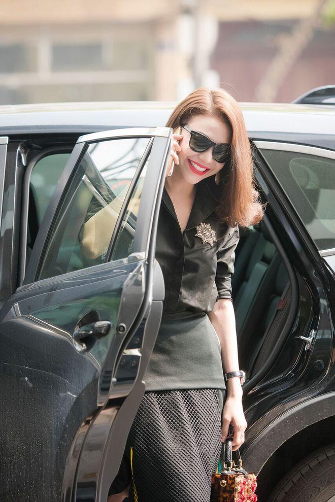 Trà Ngọc Hằng đảm nhận vai trò giám khảo tại cuộc thi này.