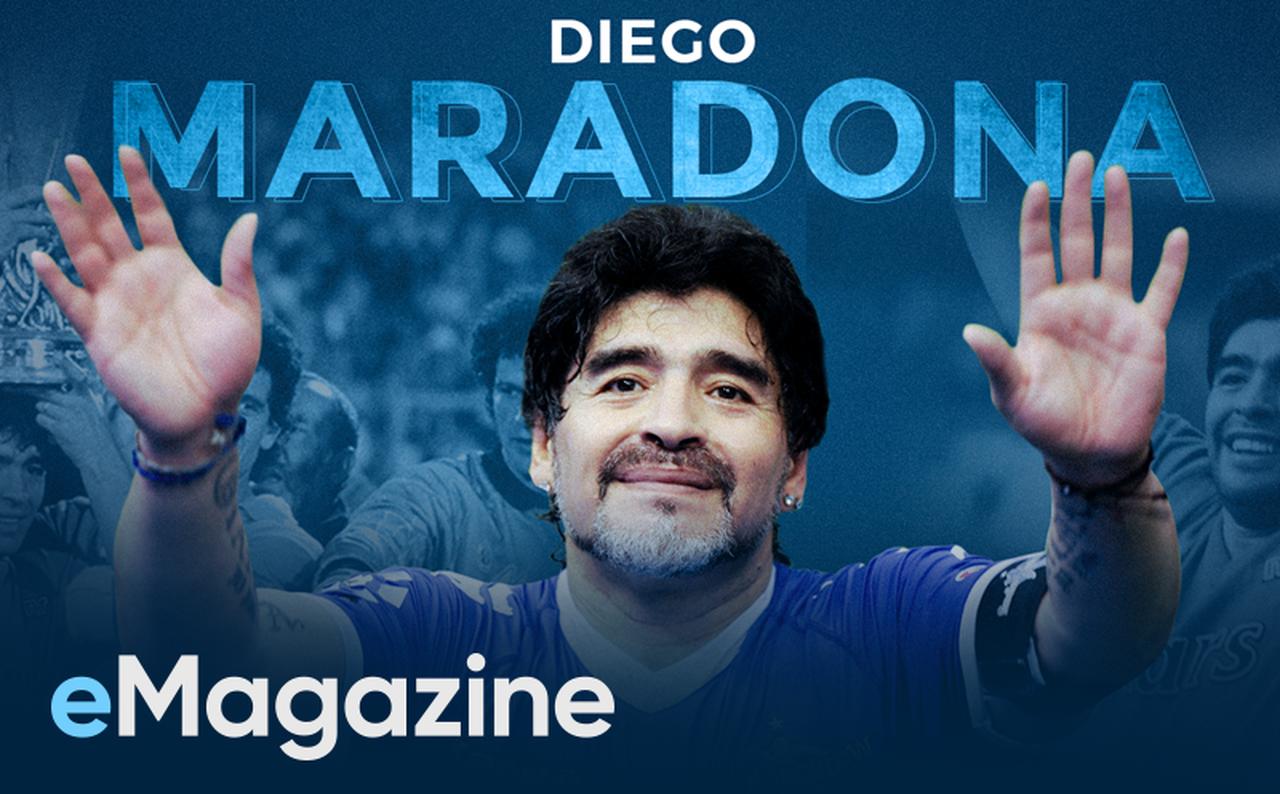 Ở nơi ấy, Maradona là siêu sao, là thánh sống, là Chúa trời
