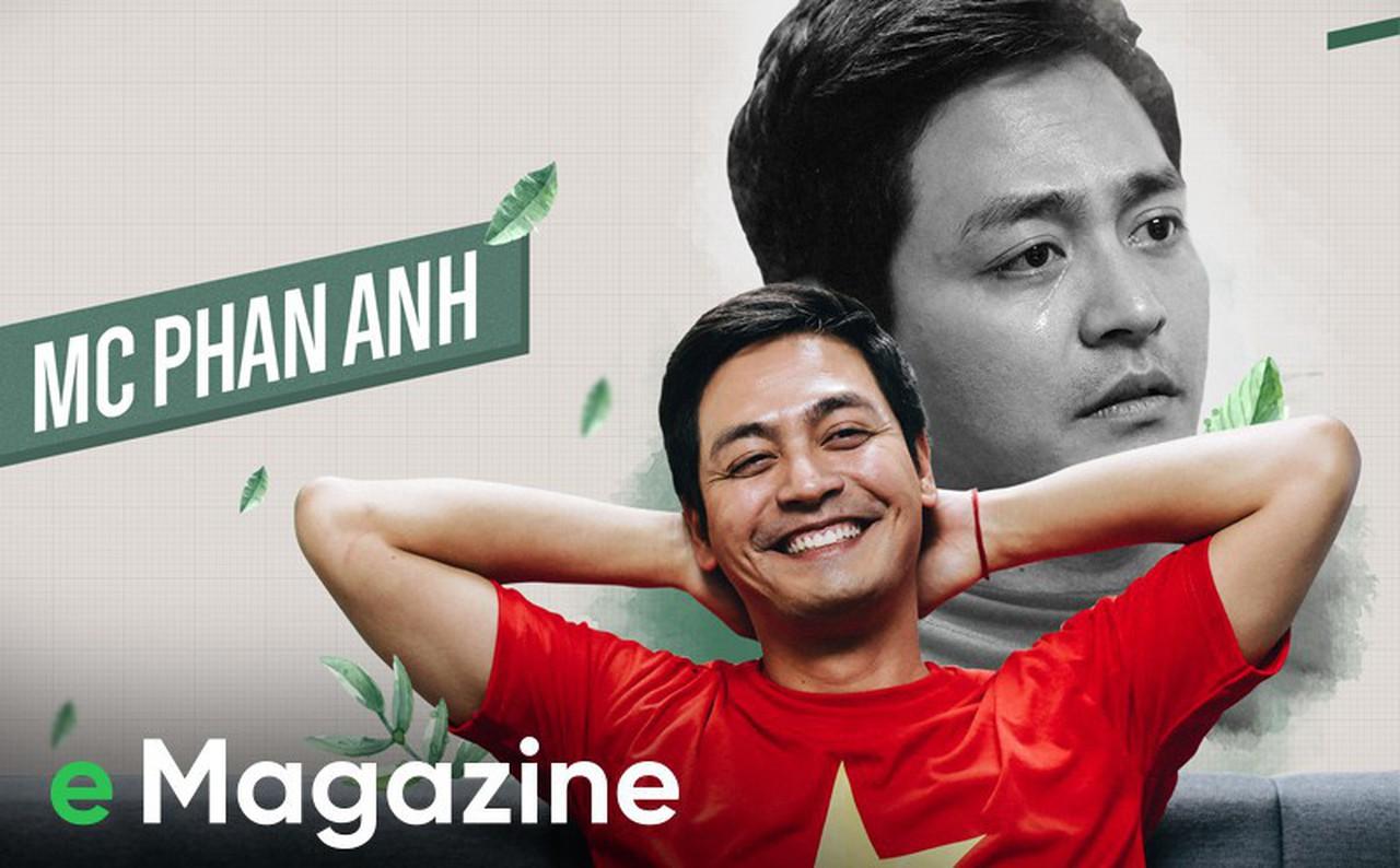 """MC Phan Anh: """"Có một buổi sáng sau khi ngủ dậy, tôi thấy tóc mình bạc trắng"""""""