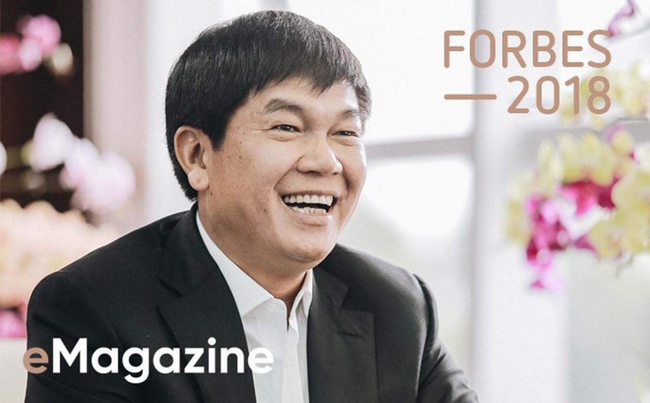 """Chủ tịch Hoà Phát Trần Đình Long: """"Là tỷ phú, tôi vẫn chỉ làm điều mình thích thôi!"""""""