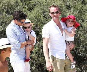Neil Patrick Harris và David Burtka
